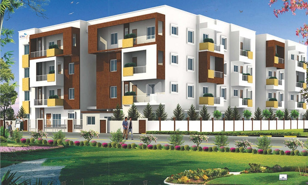 Manito Builders Chaitanya Apartments