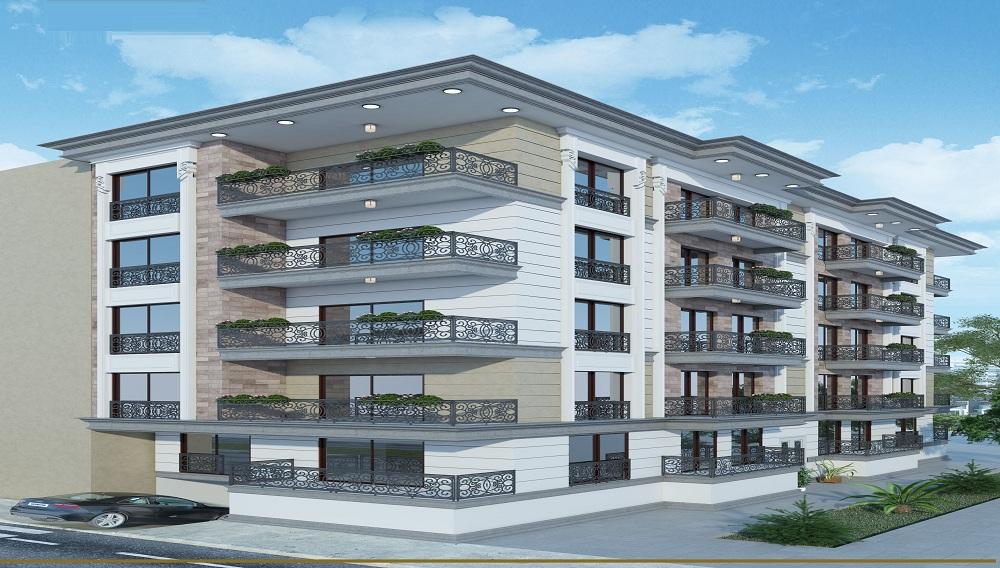 Narayan Jahnavi Apartments