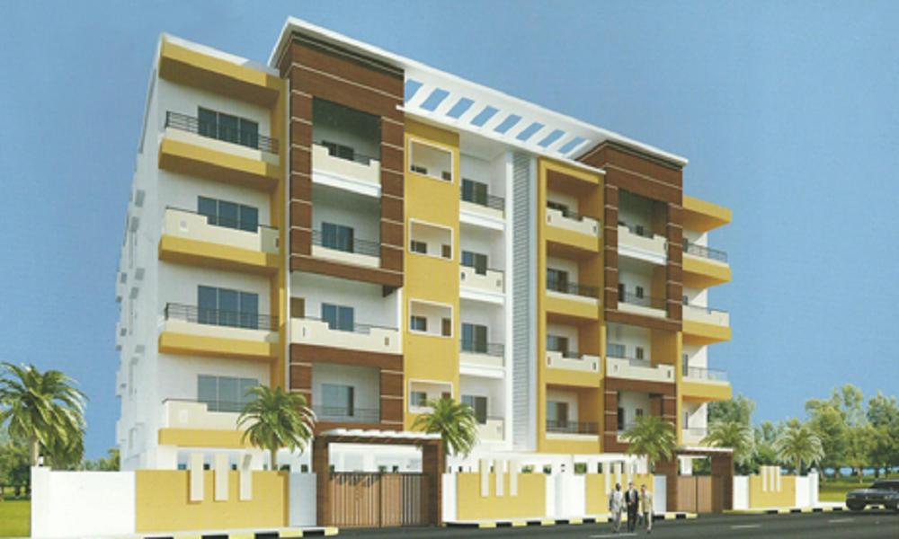 PNR Vinayaka Residency