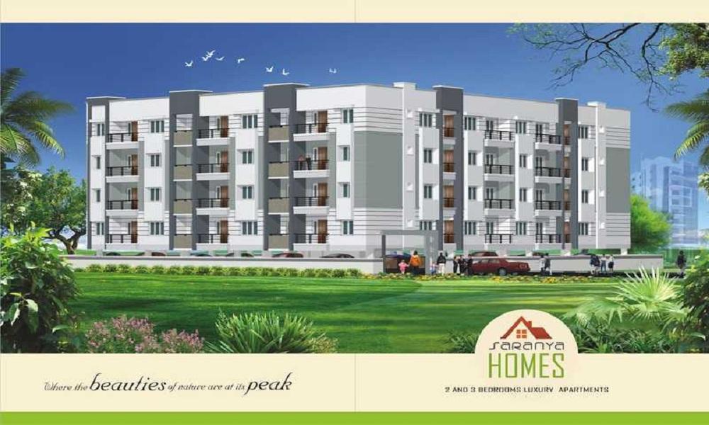 Saranya Homes