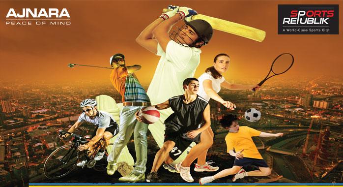 Ajnara Sports Republik