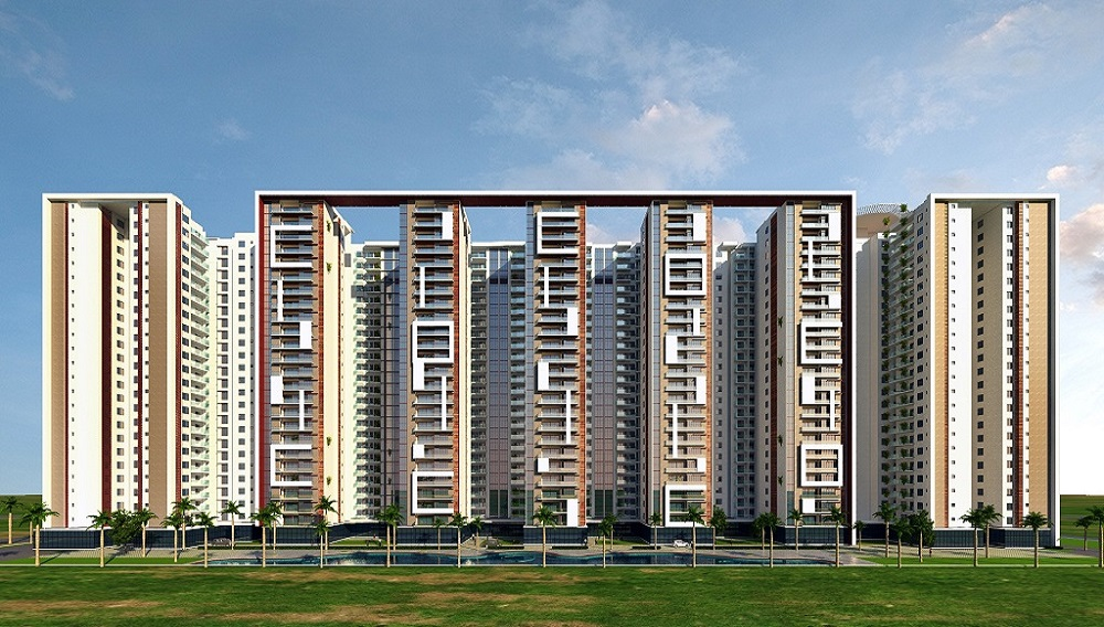 The Advantage Raheja Towers Apartments