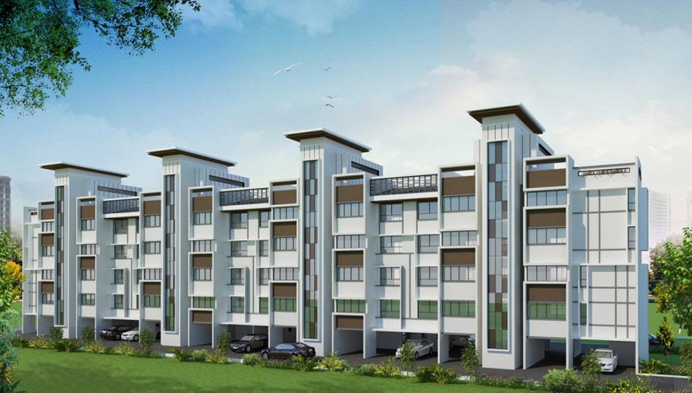 Umiya Laburnum Apartments