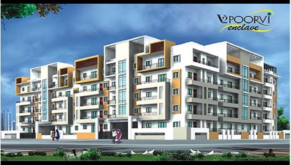 V2 Poorvi Enclave