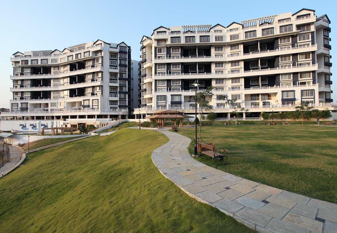 Gera Greens Ville Sky Villas