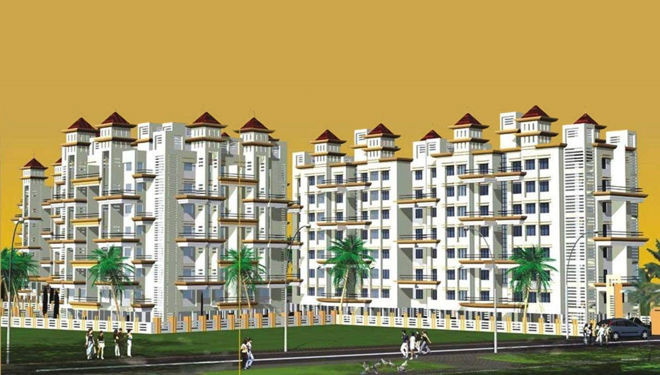 GK Developers Flora Residency