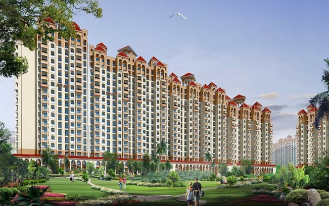 Amrapali Cloud Ville