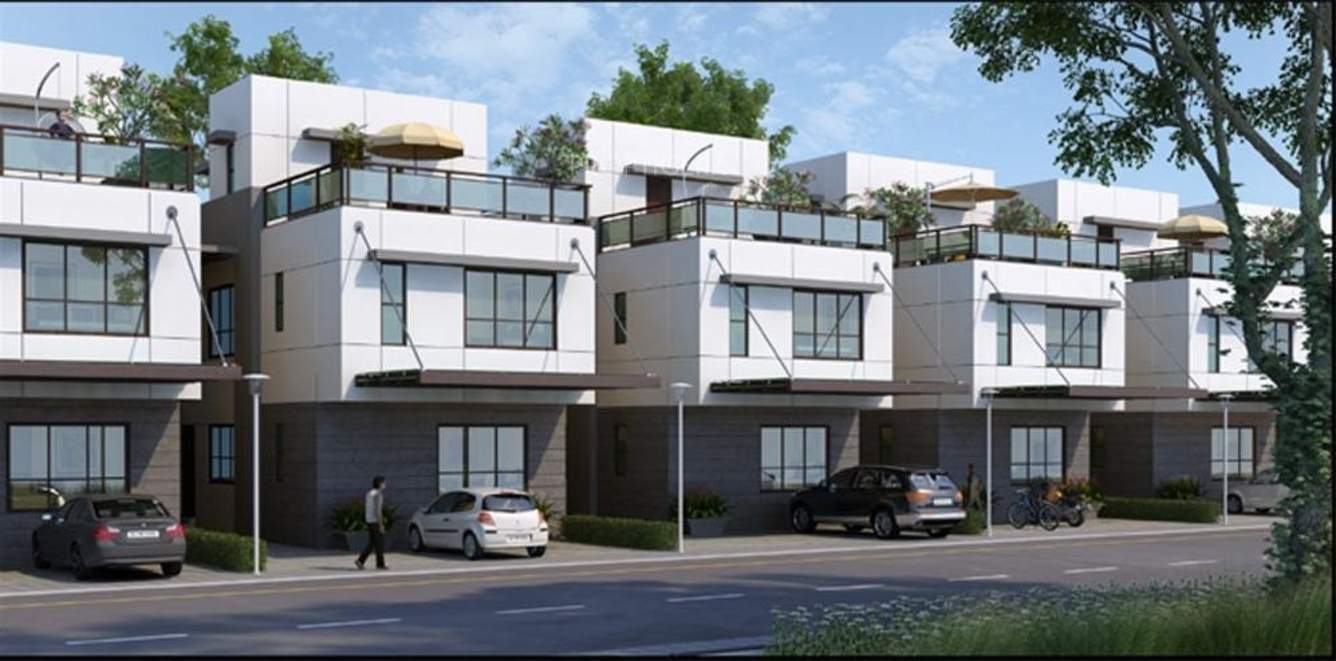 Karia Developers Konark Villa