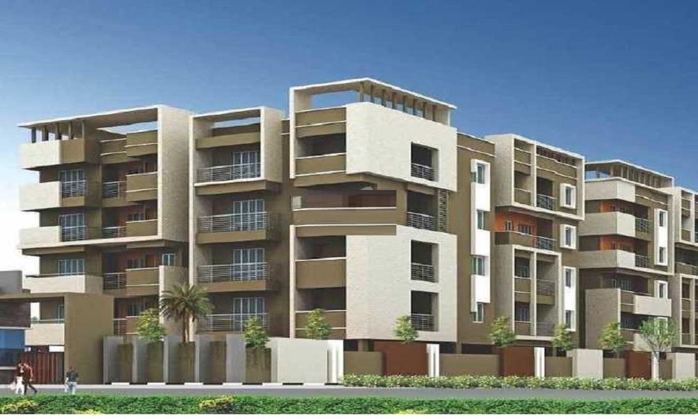 Flourish Sai Permesh Apartment