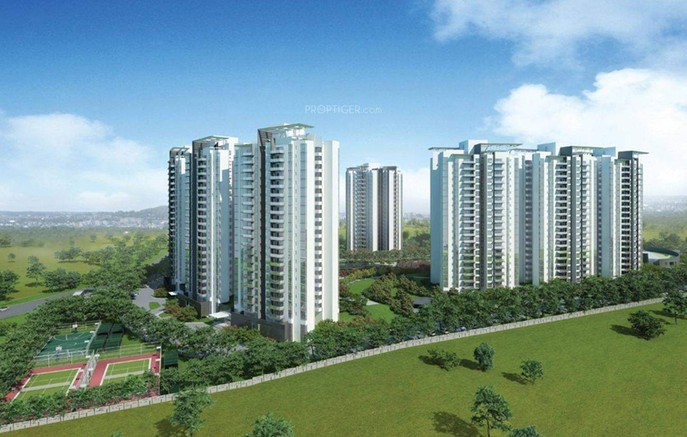Kasturi Housing Eon Homes