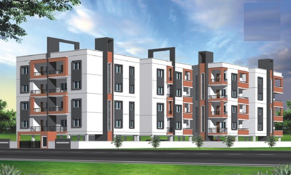 JMR Brindavan Apartments