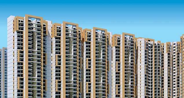 Amrapali Bollywood Towers