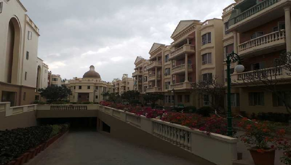 Tata Sherwood Apartments