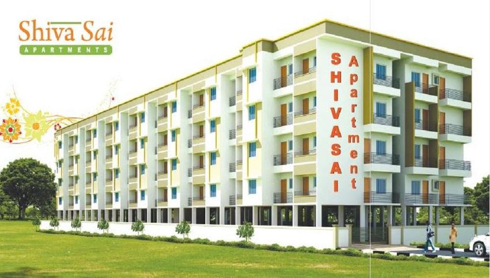 Moksha Shiva Sai Apartment