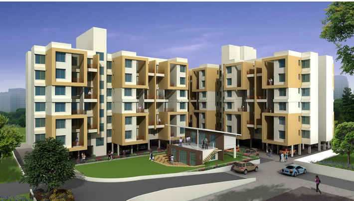 Antriksh Gateway Apartment