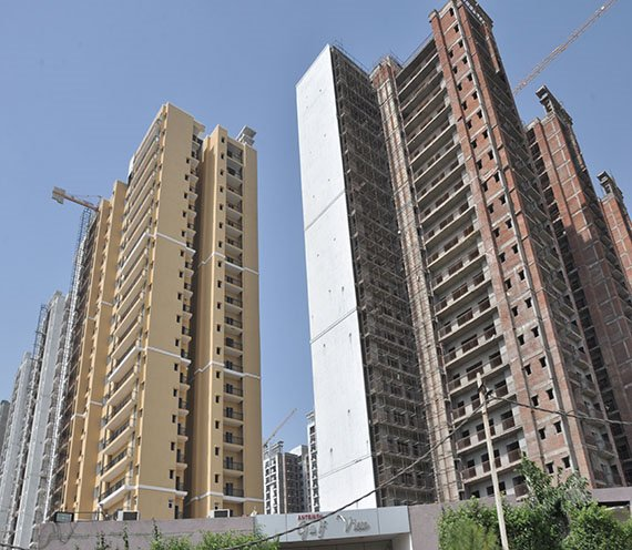 Antriksh Swarn Apartments