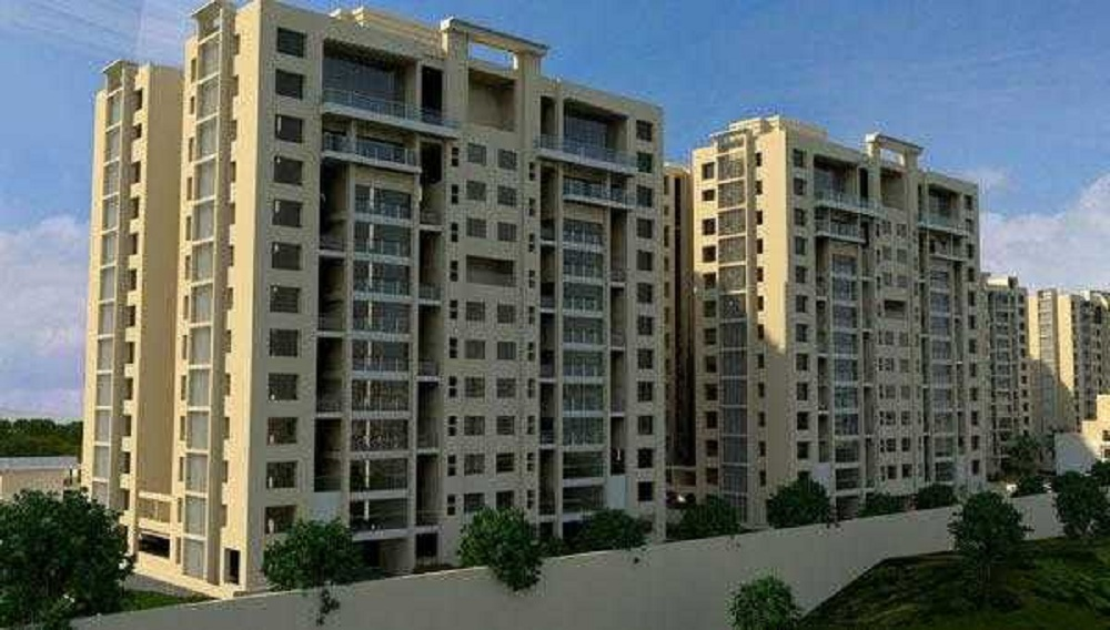 Sagar Properties Water Edge Vibe