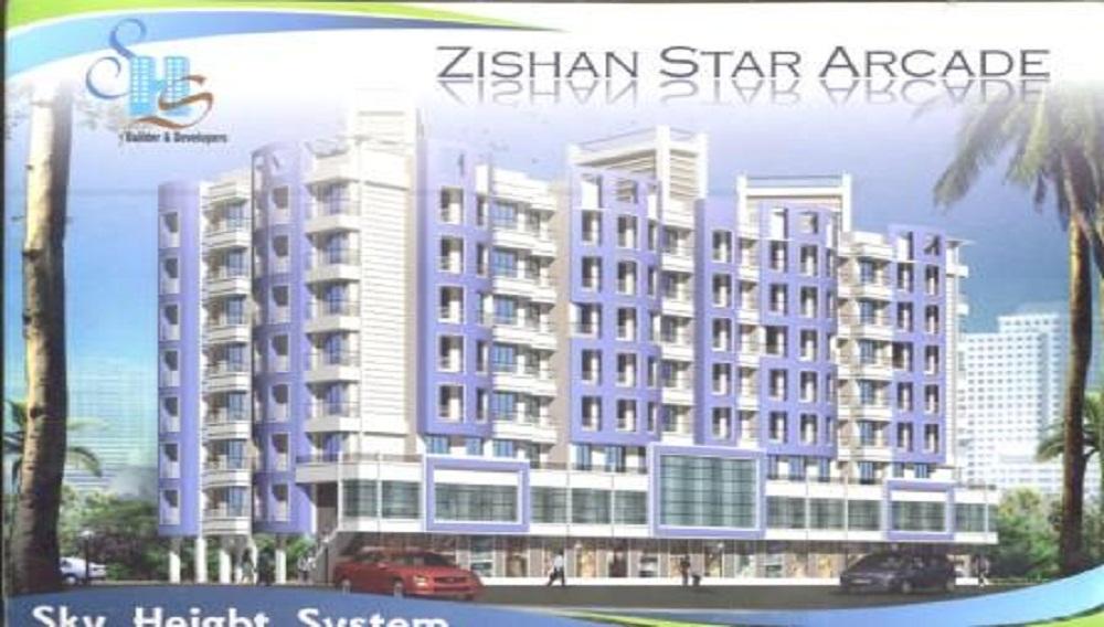 Sky Height Zishan Star Arcade