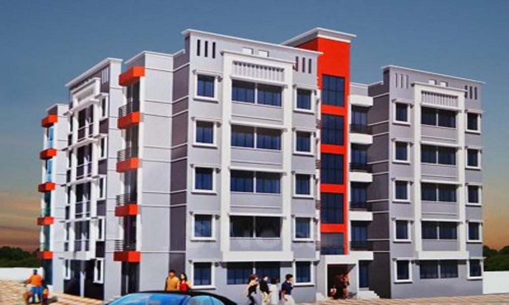 Divine Mahaganpati Apartment