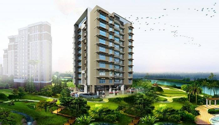 Triveni Akasha Apartment