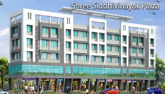 Shree Siddhivinayak Plaza