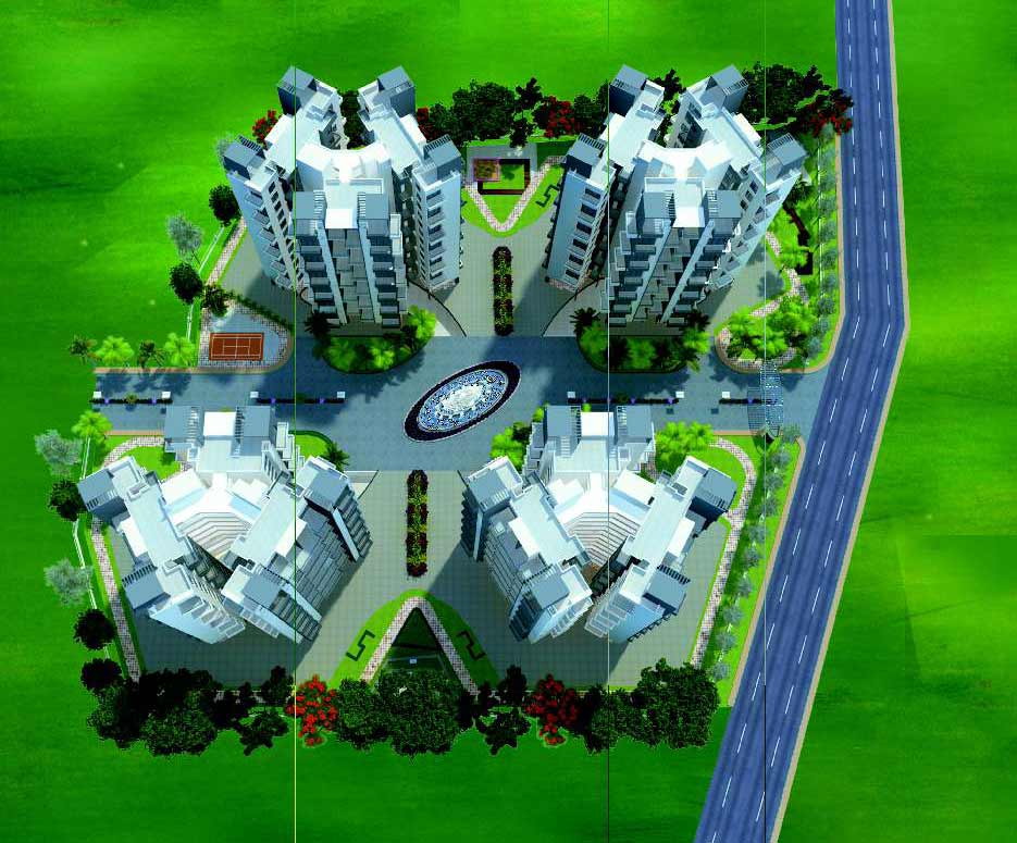 Uday Constructions Hilltop Residency