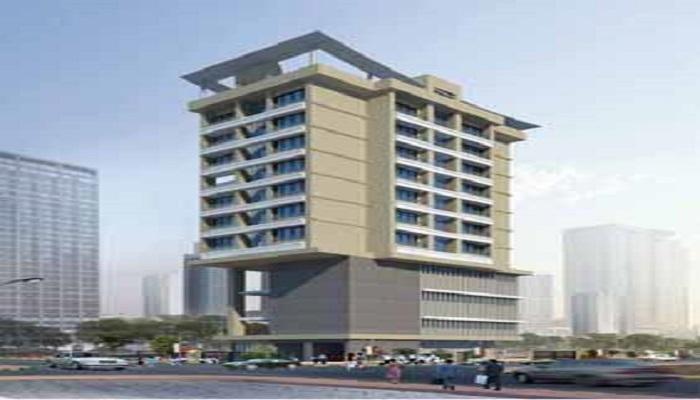 Concrete Santosh Apartment