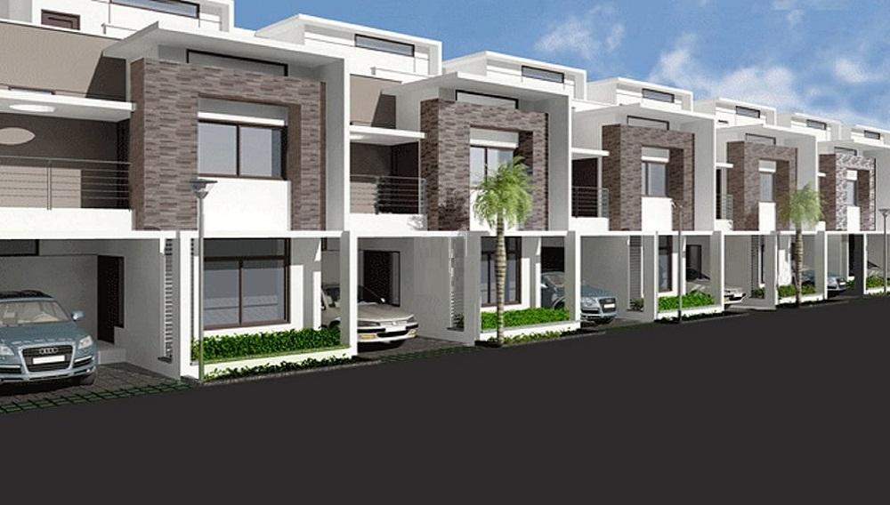 Aadhar Paarijat Residency