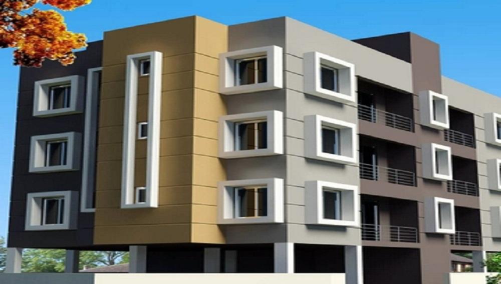 Vastushree Developers Bhagirathi Towers