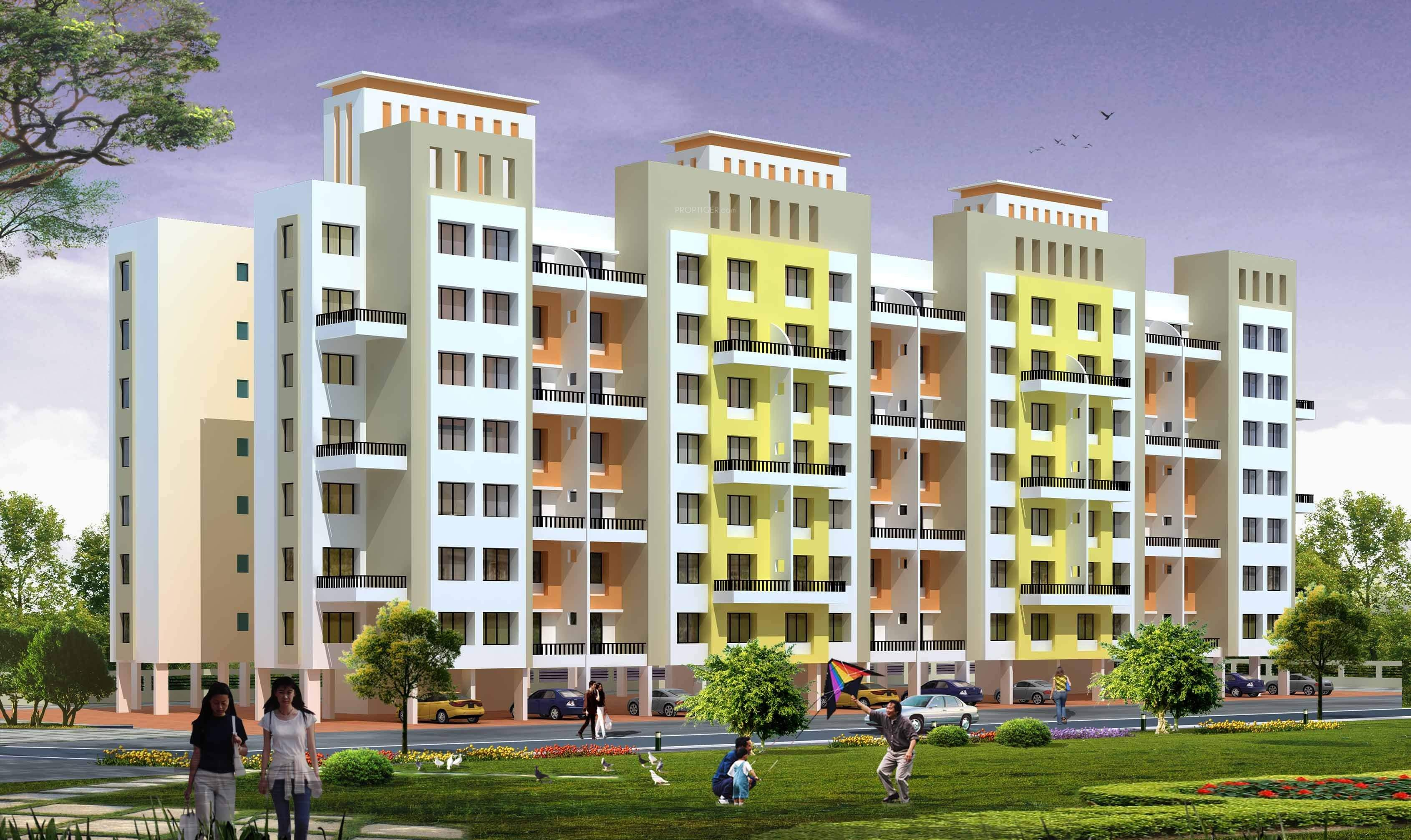 Wadhwani Constructions Sai Homes