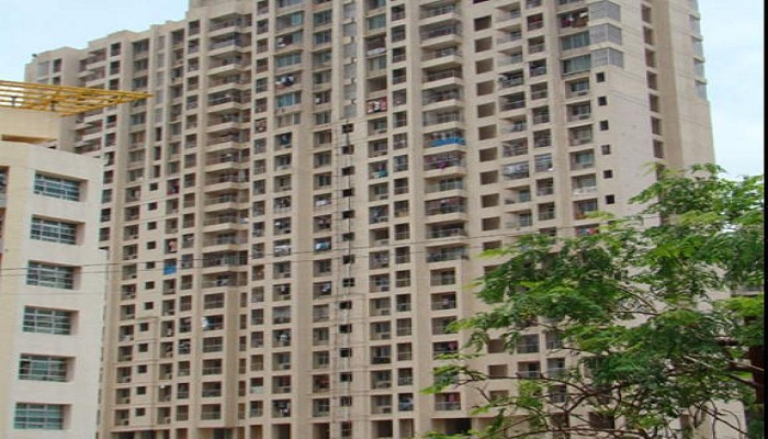 HDIL Dheeraj Dreams Building 1