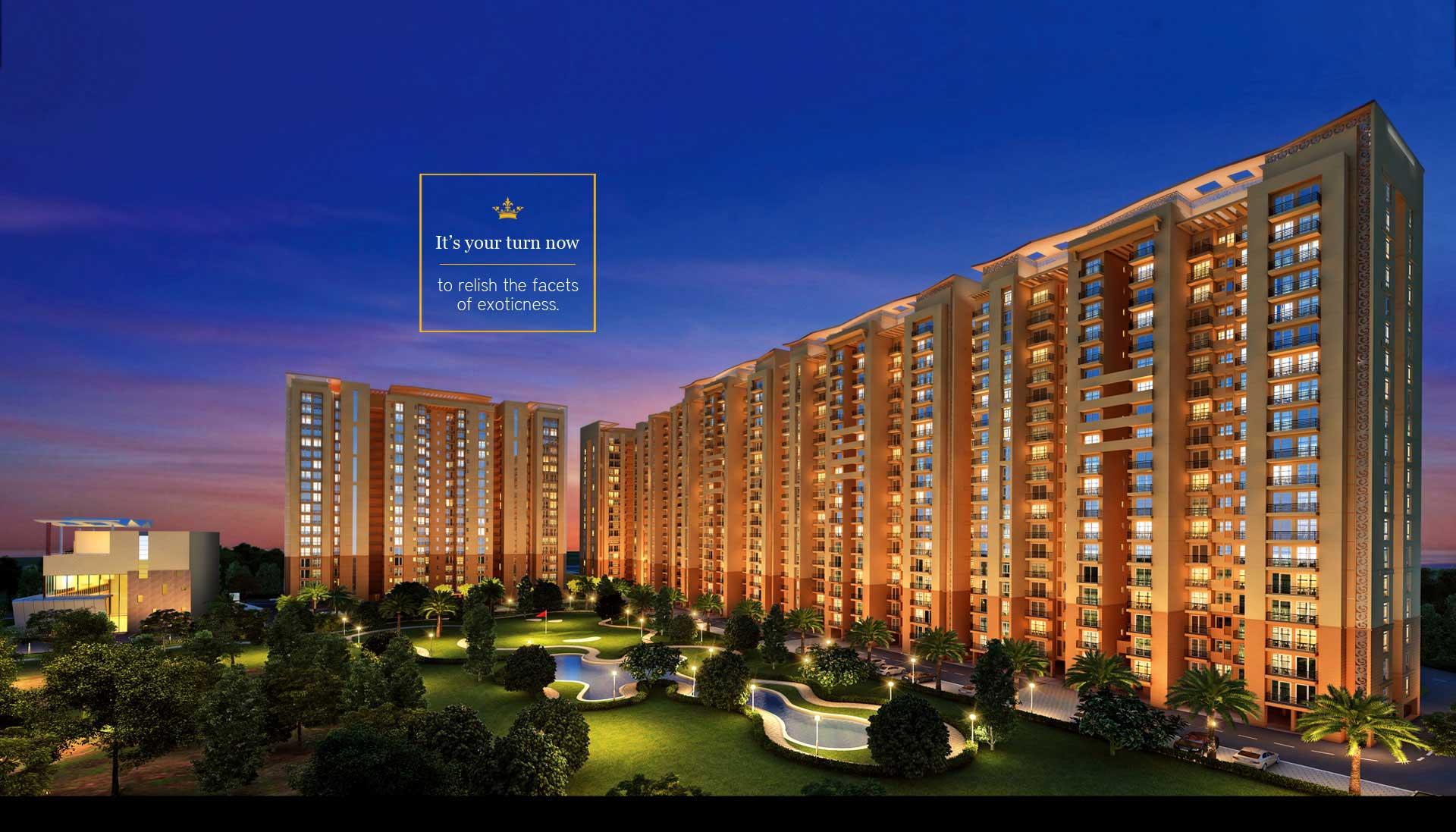 Aditya GZB City Apartments
