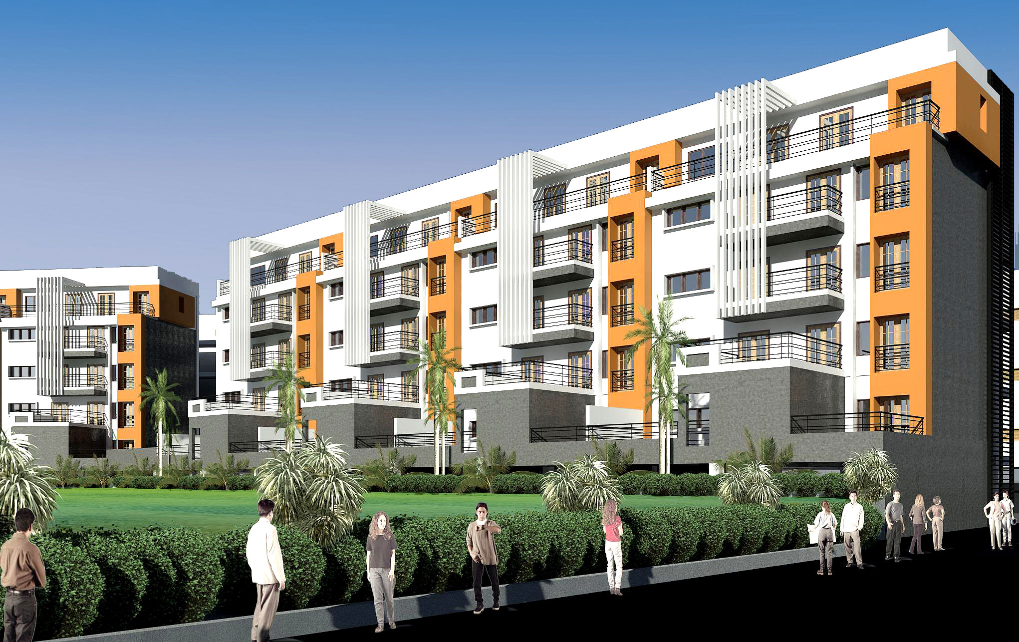 Mahindra Lifespaces Iris Court