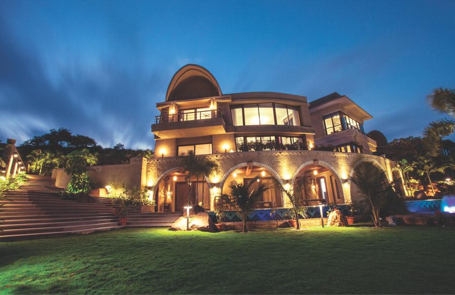 Nyati Spa Villa