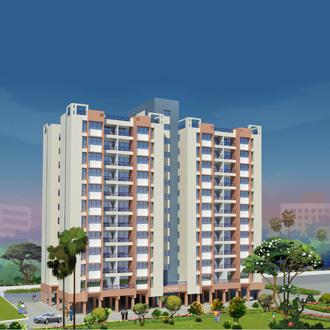 Nanded City Development Sarang