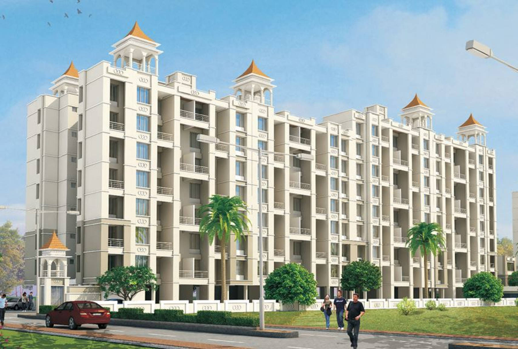 GK Developers Royale Hills