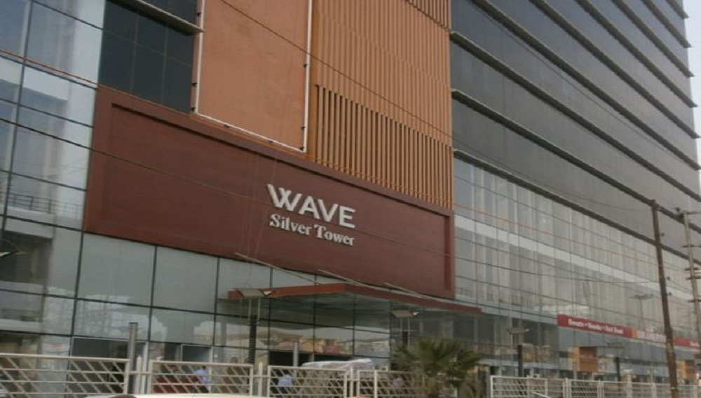 Wave Silver Tower
