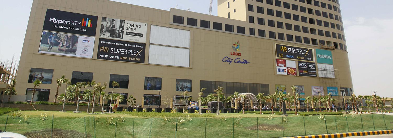 Logix City Center
