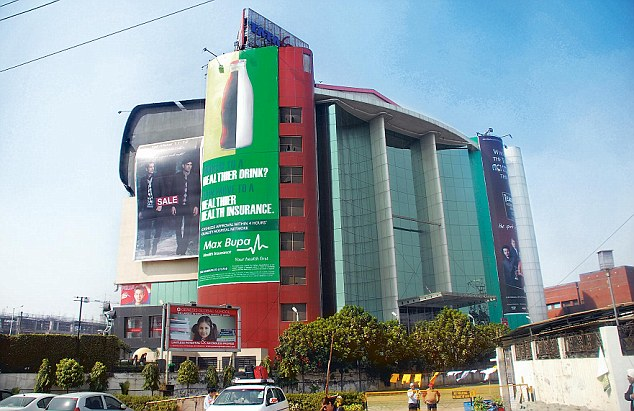Shipra Centre Stage Mall