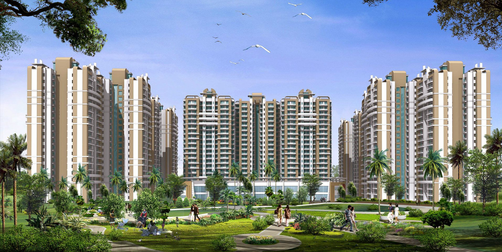 Arihant Arden Apartment