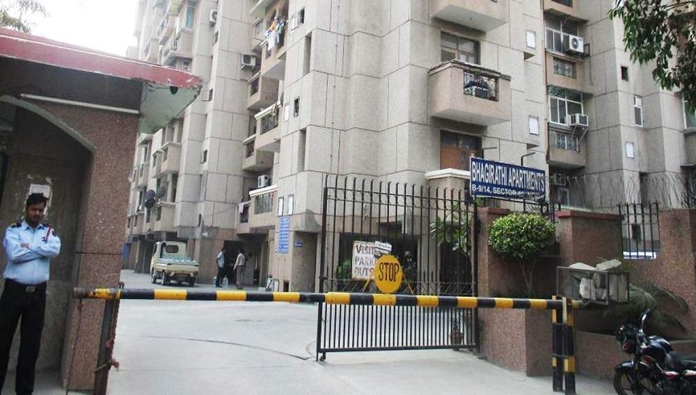 Bhagirathi Apartment