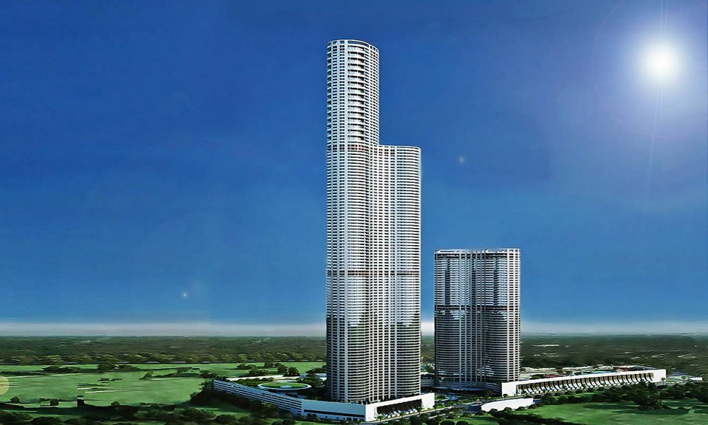 LODHA The World Towers