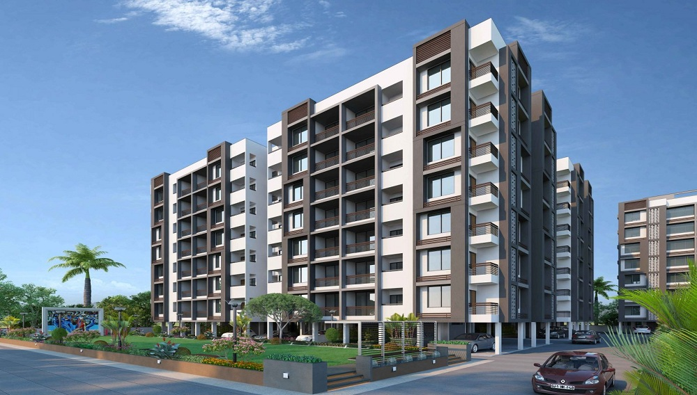 Meghaninagar Ganesh Apartment