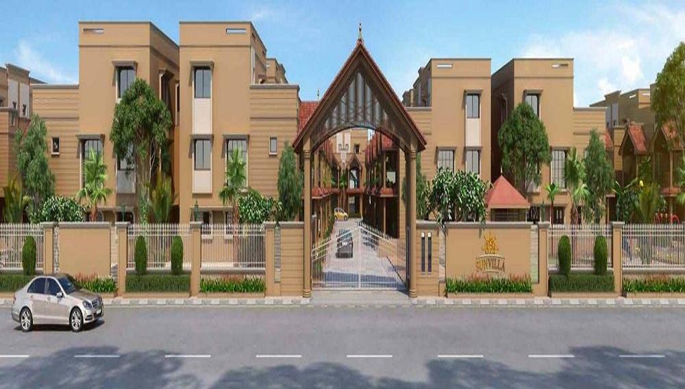 Shivani Sun Villa