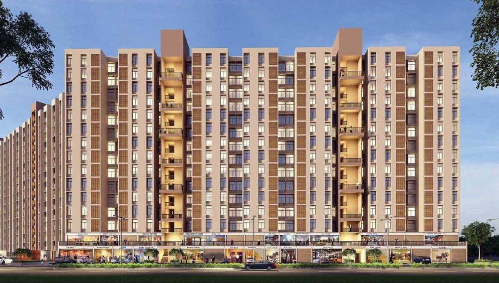 Sushrut Enterprises Saujanya Apartments