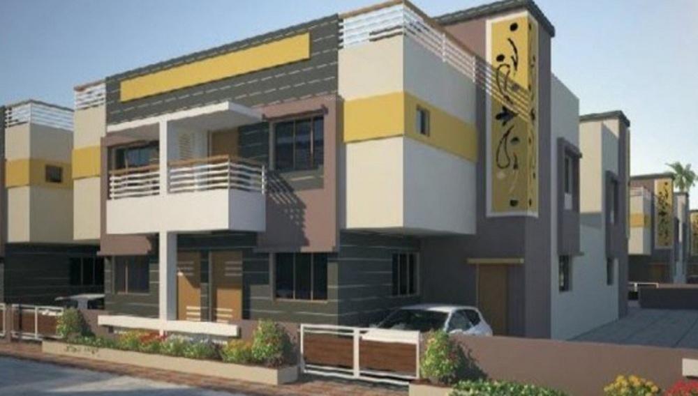 Khodal Dharmanandan Residency