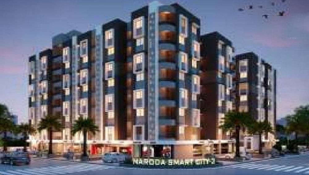 Keshavpriya Naroda Smart City 3