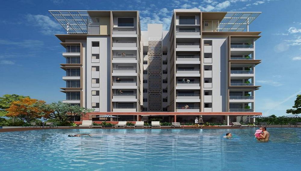 Sukritha Aaroha Condominiums