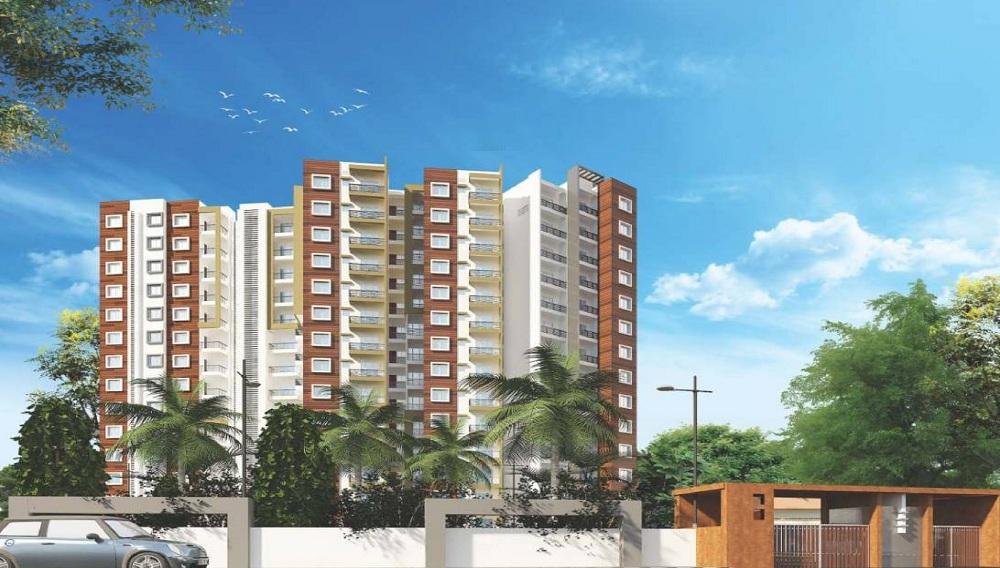 Sai Vrushabadri Towers