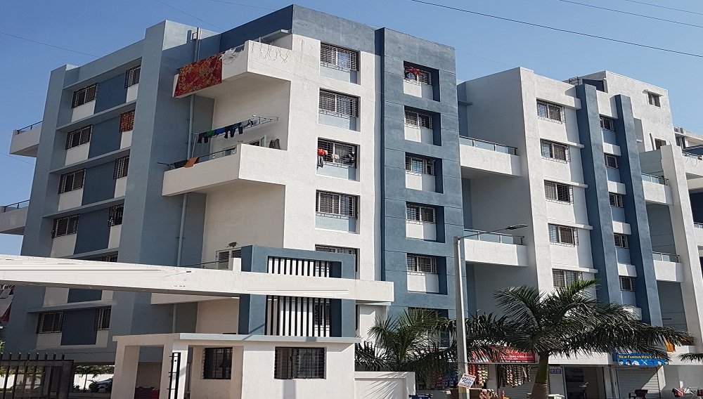 Sri Kunjban Phase 1B Building